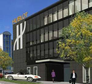 Hublot : le projet de construction de sa nouvelle manufacture