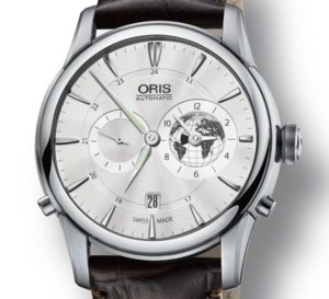 Oris Greenwich Mean Time Limited Edition : bel hommage à la fonction GMT