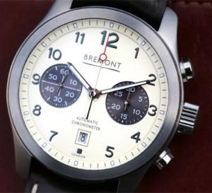 Bremont : à la découverte de ces montres militaires britanniques