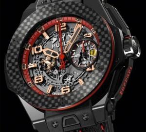 Hublot Big Bang Ferrari Russie : 25 exemplaires
