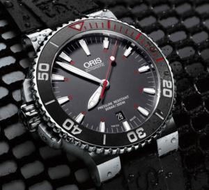 Oris Aquis Red Limited Edition : plongée au cœur de la Mer Rouge