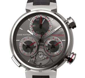 Louis Vuitton Tambour Twin Chrono Grand Sport