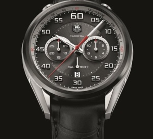 TAG Heuer Carrera Dashboard 45mm Calibre 1887 Chronograph