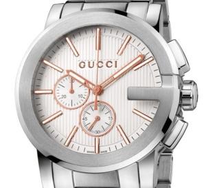 Gucci : nouvelle G-Chrono