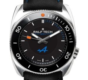 Ralf Tech WRV « R » Automatique Alpine : édition limitée de 78 exemplaires