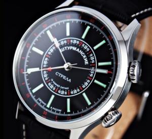 Sturmanskie Strela Alarm : une « alarme mécanique » entrée de gamme