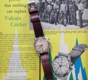 31 juillet 1954 : des Vulcain Cricket à l'ascension du K2