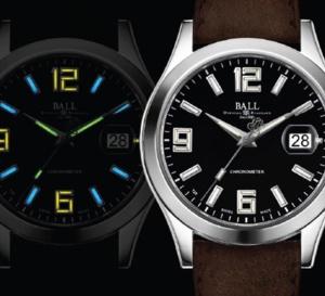 Ball Engineer II Pioneer : chronomètre à toute épreuve