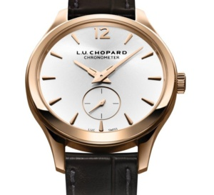 Chopard L.U.C XPS 35mm : double mixte