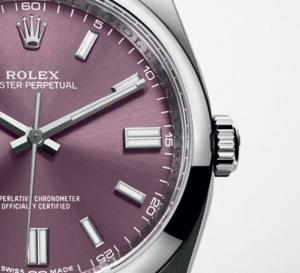 Rolex Oyster Perpetual : un classique revisité