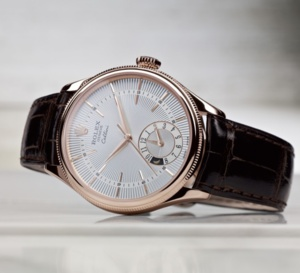 Rolex Cellini Dual Time : ubiquité temporelle