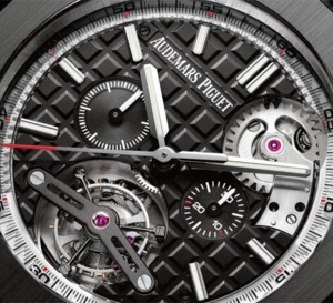Tourbillon Chronographe Royal Oak Offshore Automatique : exclu Watches & Wonders