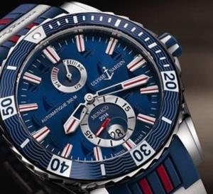Ulysse Nardin Marine Diver : série limitée pour le Monaco Yacht Show