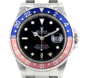 La Rolex GMT Master : l'exemple même du placement-plaisir