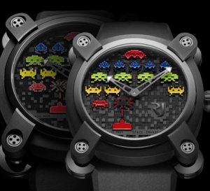 RJ-Romain Jerome Space Invaders 40 : totems intergénérationnels... mixtes