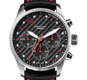 Raidillon : chronographe 24 h