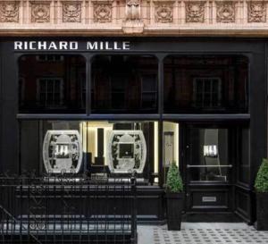 Londres : Richard Mille, une nouvelle adresse en plein cœur de Mayfair