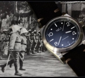 AG 7 MATWatches : la montre d'état-major