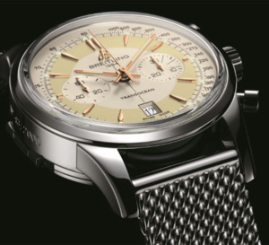 Breitling Transocean Chronograph Edition : 2.000 exemplaires