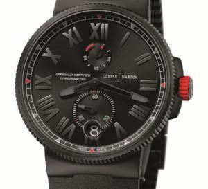 Ulysse Nardin Marine Chronometer : exclusivité boutique