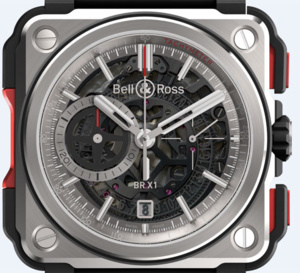 Bell & Ross BR-X1 : la montre de pilote entre dans une nouvelle ère