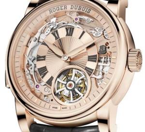 Roger Dubuis Hommage Répétition Minutes Tourbillon Automatique