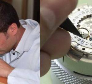 Portrait d'un passionné : Julien, horloger chez Cresus à Lyon