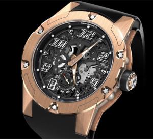 Richard Mille RM 33-01 : un tout nouveau calibre automatique pour 2015
