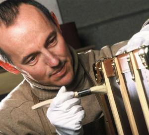 Portrait de Franck Tressens : fondateur d'Ephtée et grand amateur de montres