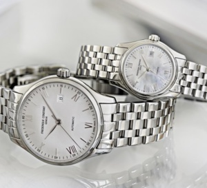 Frédérique Constant Index Automatic Pair Collection : une belle paire...