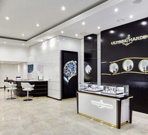 Ulysse Nardin : ouverture d'une deuxième boutique à Moscou