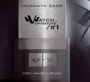 DeWitt : 2ème meilleure enchère lors d'Only Watch 2007… avec une montre qui n'existe pas encore !