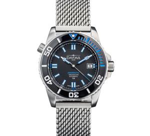 Davosa Argonautic Lumis Colour : une plongeuse très seventies