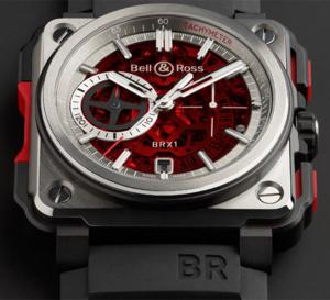 Bell & Ross BR-X1 Red Edition : 50 exemplaires réservés aux boutiques de la marque