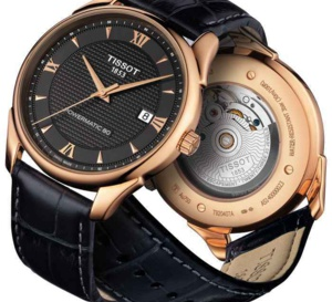 Tissot Vintage Powermatic 80 : l'or accessible