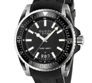 Gucci Dive : arrivée de huit nouveaux modèles à quartz