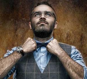 Geoffrey Vanhée : le fondateur de Vénéraré vénère les montres...