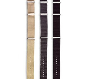 Le bracelet NATO : un « must have » qui transforme immédiatement votre montre en baroudeuse