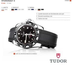 Tudor : configurez votre propre modèle en ligne et profitez des conseils pratiques de la marque