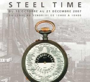 Steel Time : une exposition de montres anciennes à la manufacture Montres Journe à Genève