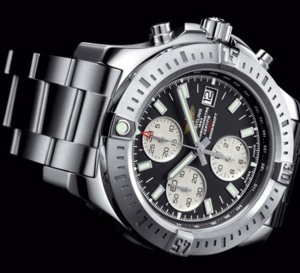 ​Breitling Colt chronographe : en mode automatique