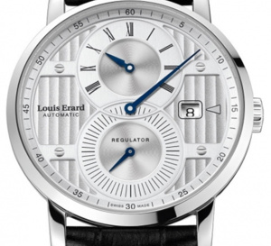Louis Erard Excellence Regulator : un classique revisité en version contemporaine