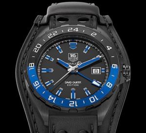 TAG Heuer Formula 1 édition spéciale David Guetta : montre pour club-trotters