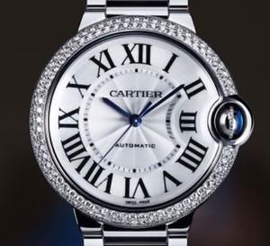 Montre Dame de l'année 2007 : La montre Ballon bleu de Cartier