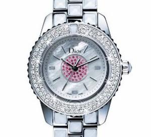 Dior Christal blanche : une sage discrétion toute chahutée par un cœur audacieux