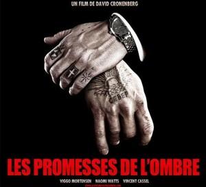 David Cronenberg et Jaeger-LeCoultre se partagent l'affiche du film Les Promesses de l'Ombre