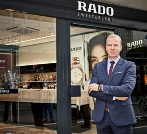 Rado : ouverture de sa première boutique exclusive en Suisse, à Lucerne