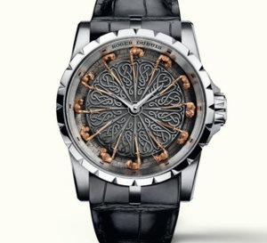 Roger Dubuis Excalibur Table Ronde II : second tour de table pour graal horloger