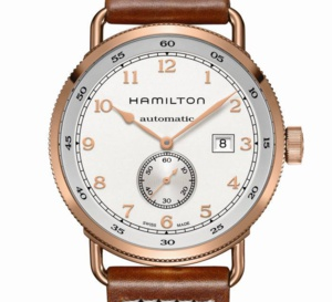 Hamilton Khaki Navy Pioneer Small Second : du vintage très contemporain