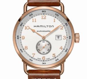 Hamilton Khaki Navy Pioneer Small Second : du vintage très contemporain